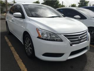 Nissan Sentra SV 2015, DESDE $248.00 MENSUAL, Nissan Puerto Rico