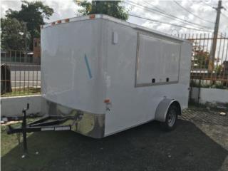 Trailer 7X12 nuevo 2019 un eje , Trailers - Otros Puerto Rico