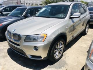 BMW X3 2014, BMW Puerto Rico