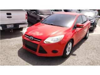 Ford Focus 2014, Ford Puerto Rico