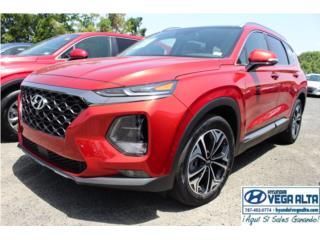 HYUNDAI SANTA FE TURBO 2019 , Hyundai Puerto Rico