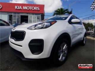 Kia - Sportage Puerto Rico