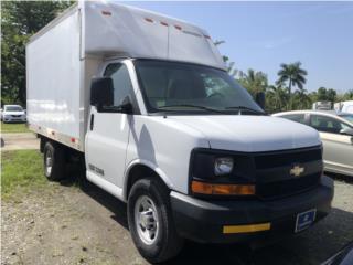 SEP VAN 12 PIES CON LIFT INCLUIDO , Chevrolet Puerto Rico