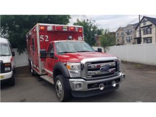 AMBULANCE 2011 FORD WHEELED COACH TIP 1 DIESL, Ford Puerto Rico