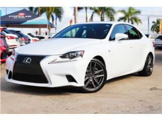 LEXUS IS200T F-SPORT AND RIOJA RED LEATHER!!, Lexus Puerto Rico