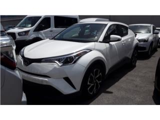 Toyota C-HR 2019 , Toyota Puerto Rico