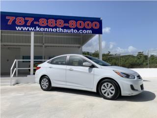 Hyundai Accent 2017, Hyundai Puerto Rico