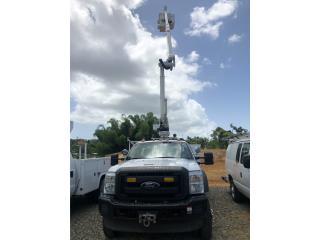 2012 Ford F550 Servi Body-Canasto-Winche, Ford Puerto Rico