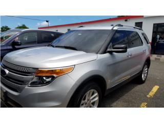 FORD EXPLORER 2015 (3 FILAS), Ford Puerto Rico