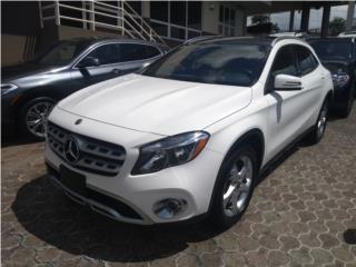 MERCEDES BENZ GLA 250 PRIMIUM 2 NAVI. 2019, Mercedes Benz Puerto Rico
