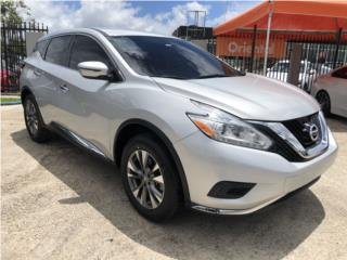 NISSAN MURANO 2017, Nissan Puerto Rico