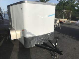 Trailer 5X8 nuevo 2019 disponible en fábrica , Trailers - Otros Puerto Rico