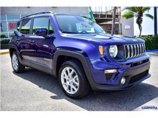 2019 Jeep Renegade Latitude, Jeep Puerto Rico