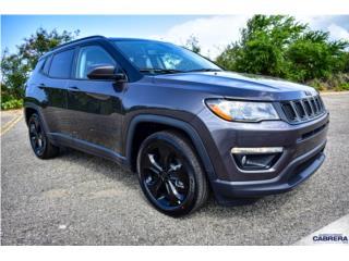 2019 Jeep Compass Altitude, Jeep Puerto Rico