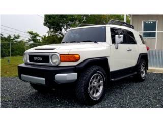 Toyota - FJ Cruiser Puerto Rico