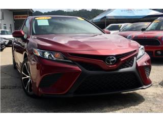 TOYOTA CAMRY SE 2018, Toyota Puerto Rico