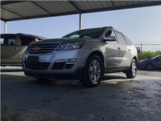 Chevy Traverse LT <Como nuevo>, Chevrolet Puerto Rico