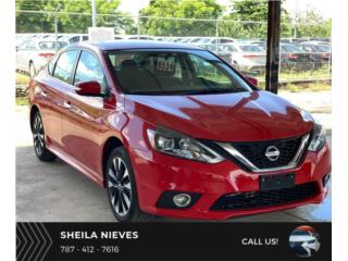 2016 - NISSAN SENTRA SR / SOLO 24K MILLAS!, Nissan Puerto Rico
