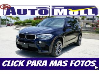 2016 BMW X5 ///M - EXECUTIVE PACKAGE , BMW Puerto Rico