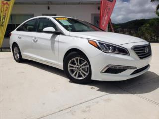 Hyundai Sonata 2017, Hyundai Puerto Rico