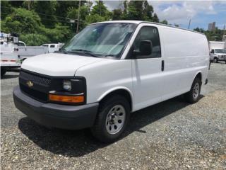 2014 Chevrolet Express Cargo Van 1500 3dr Car, Chevrolet Puerto Rico