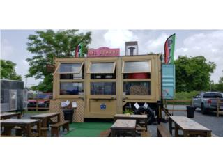 Food Truck 20' X 8' para Pizza en Leña. , Trailers - Otros Puerto Rico