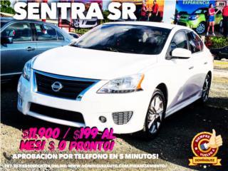 Nissan Sentra SR Oferta, Nissan Puerto Rico