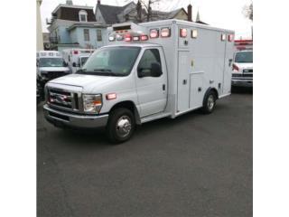 Ambulance 2016 FORD AEV GASOLINA MINI MOD , Ford Puerto Rico