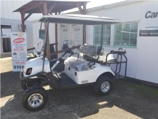 express s4 new, Carritos de Golf Puerto Rico