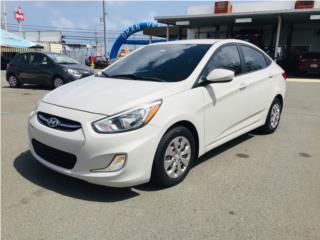 2016 HYUNDAI ACCENT , Hyundai Puerto Rico