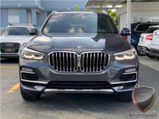 BMW X5 XDRIVE 4.0i 2019 PIEL/GPS/$59,995 puerto rico