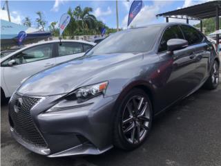 Lexus IS 200t en Centro de Liquidacion, Lexus Puerto Rico