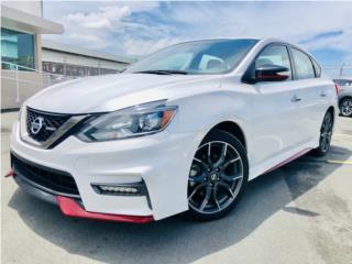 SENTRA NISMO 2017 8K MILLAS $19,995 OFERTE, Nissan Puerto Rico