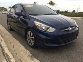 Hyundai Accent SE 2017 automático $12,495, Hyundai Puerto Rico