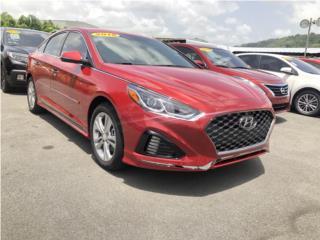 HYUNDAI SONATA SPORT 2018 IMPORTADO!!!, Hyundai Puerto Rico