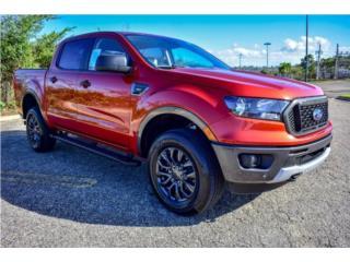 2019 Ford Ranger XLT, Ford Puerto Rico