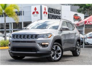 JEEP COMPASS LIMITED 4X4 SOLO $26,995, Jeep Puerto Rico