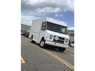 (( Step Van- truck )), FreightLiner Puerto Rico