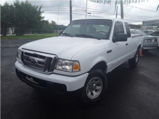 Ford Ranger XLT 4cil Cab.1/2 2009, Ford Puerto Rico