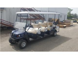 Shuttle 8 , Carritos de Golf Puerto Rico