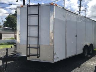 Trailer 8.5X18 usado disponible para entrega, Trailers - Otros Puerto Rico