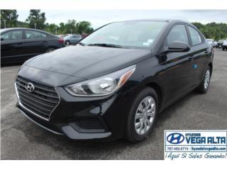 HYUNDAI ACCENT GL MANUAL 2020 , Hyundai Puerto Rico