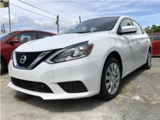 Sentra sin pronto pagarias 237$, Nissan Puerto Rico