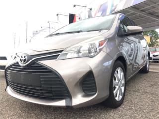 Toyota Yaris 2015, Toyota Puerto Rico