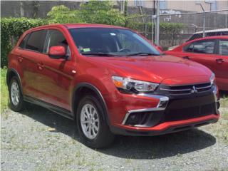 Mitsubishi Outlander Sport (2018), Mitsubishi Puerto Rico