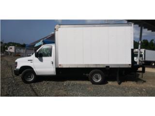 Van Cutaway E350 Goma sencilla, Ford Puerto Rico