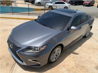 2016 LEXUS ES 350, Lexus Puerto Rico