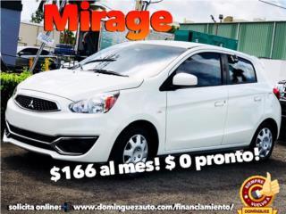 Mitsubishi - Mirage Puerto Rico