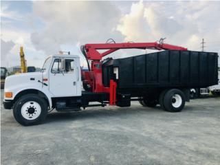 "1996 International 4700 ""Grapple Truck"", International Puerto Rico"
