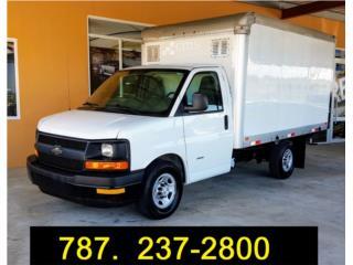 Cutaway Express /Duramax Diesel , Chevrolet Puerto Rico
